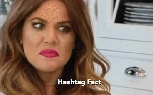 Watch and share Khloe Kardashian GIFs and Hashtag GIFs on Gfycat
