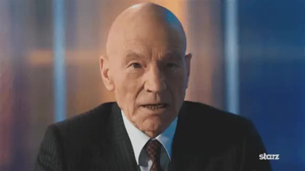 Watch It's mild shock monday GIF on Gfycat. Discover more patrick stewart GIFs on Gfycat
