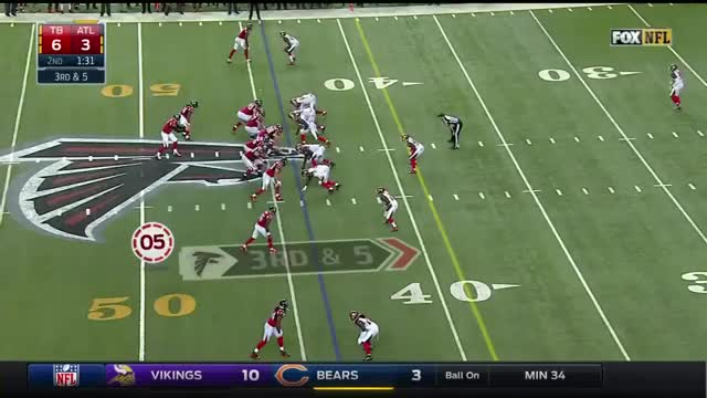 Watch and share Buccaneers Vs. Falcons | Week 8 Highlights | NFL GIFs by pmueller on Gfycat