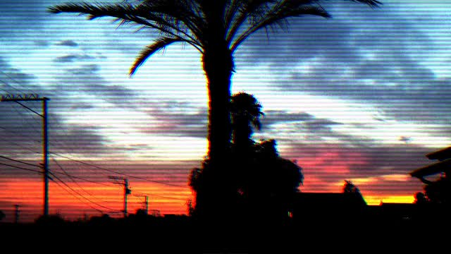 Watch and share Outrun California_1 GIFs by saturn on Gfycat
