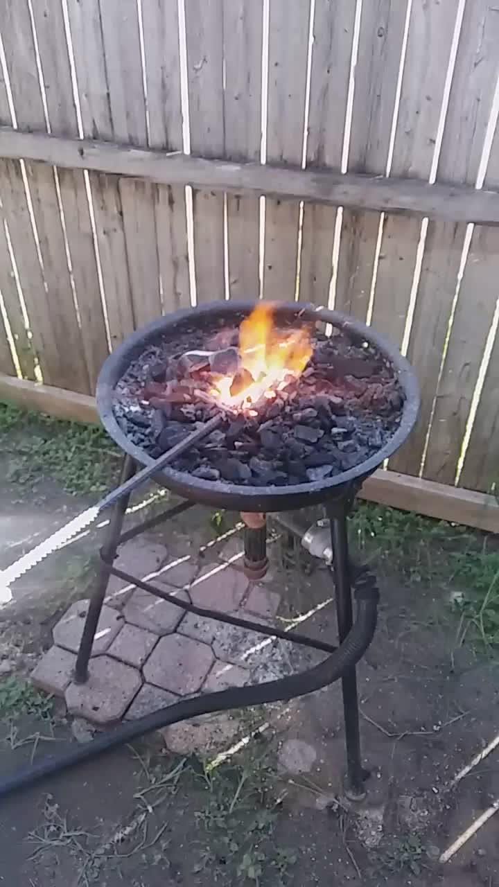 Blacksmithing, Working the forge GIFs