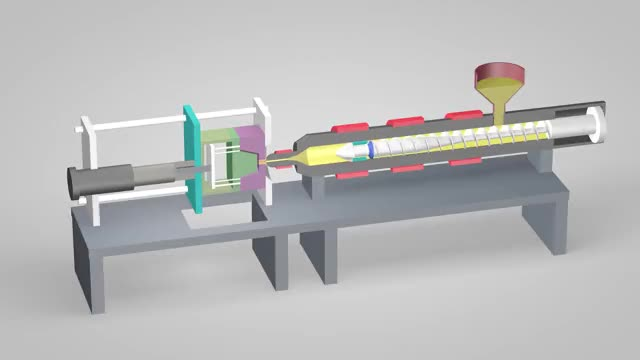 Watch and share Injection Moulding GIFs and Production GIFs on Gfycat