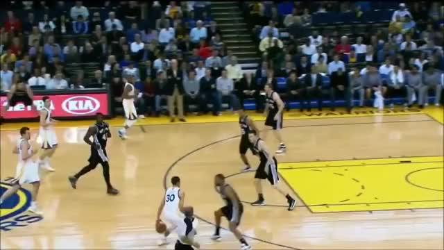 Watch and share Steph Curry Best Plays Ever In 15 Seconds GIFs on Gfycat