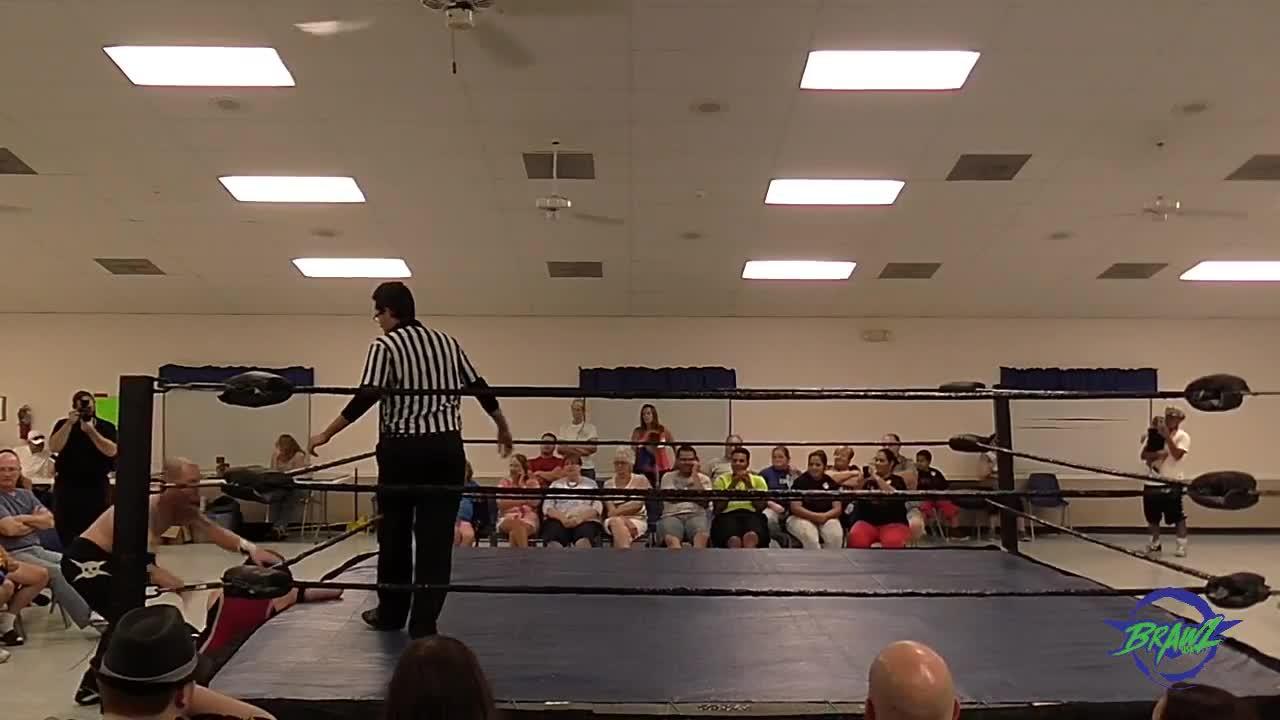 Aaron Epic, Ricardo Rodriguez, indy wrestling, Aaron Epic (C) vs.  Ricardo Rodriguez GIFs
