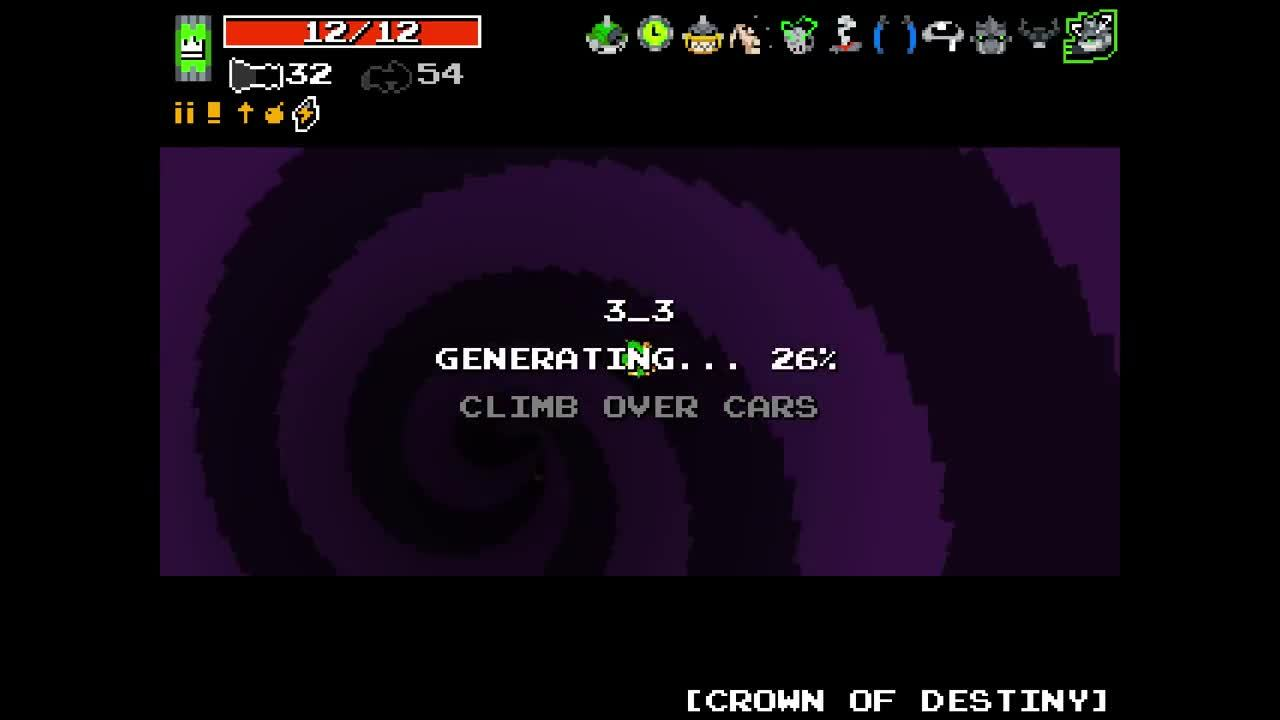 nuclearthrone, Gun Warrant is Awesome! GIFs