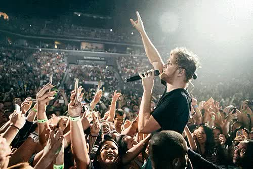 Watch this imagine dragons GIF on Gfycat. Discover more barclayscenter, concert, concert gif, drew levin, imagine dragons, imaginedragons, interscope, levin visual, music, music gif, smoke and mirrors, smoke and mirros tour GIFs on Gfycat
