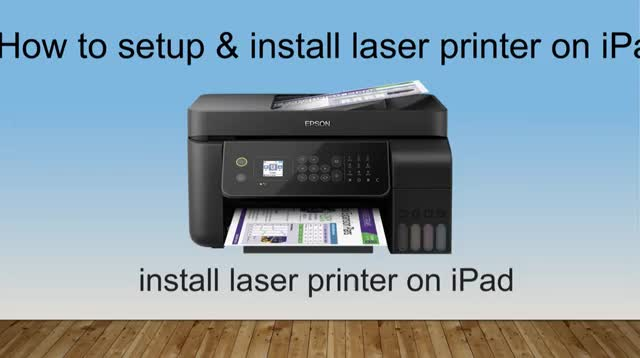 Watch and share Install Laser Printer On IPad (1) GIFs by hulu login/activate on Gfycat