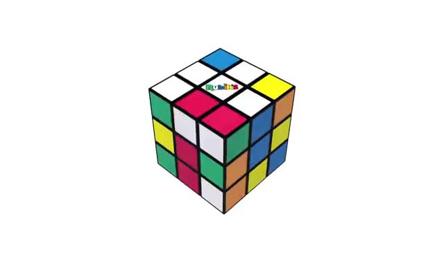 Watch and share How To Solve A Rubik's Cube | OFFICIAL TUTORIAL PART 2 GIFs on Gfycat