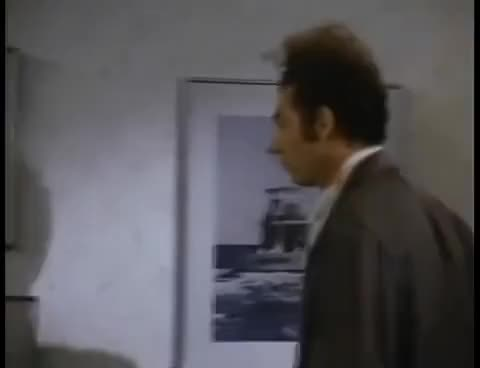Watch and share Seinfeld GIFs and Kramer GIFs on Gfycat