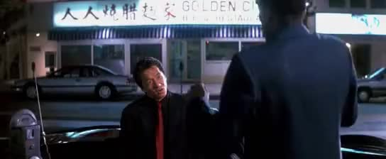 Watch and share Jackie Chan GIFs and Rush Hour GIFs on Gfycat