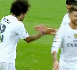 Watch and share James Rodriguez GIFs and Real Madrud GIFs on Gfycat
