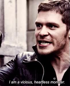 Watch Devil in Disguise home / message / Klaus Mikaelson / Elijah Mikaelson / Rebekah MIkaelson GIF on Gfycat. Discover more related GIFs on Gfycat
