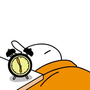 Watch WeChat Tuzki Alarm Sticker GIF on Gfycat. Discover more related GIFs on Gfycat