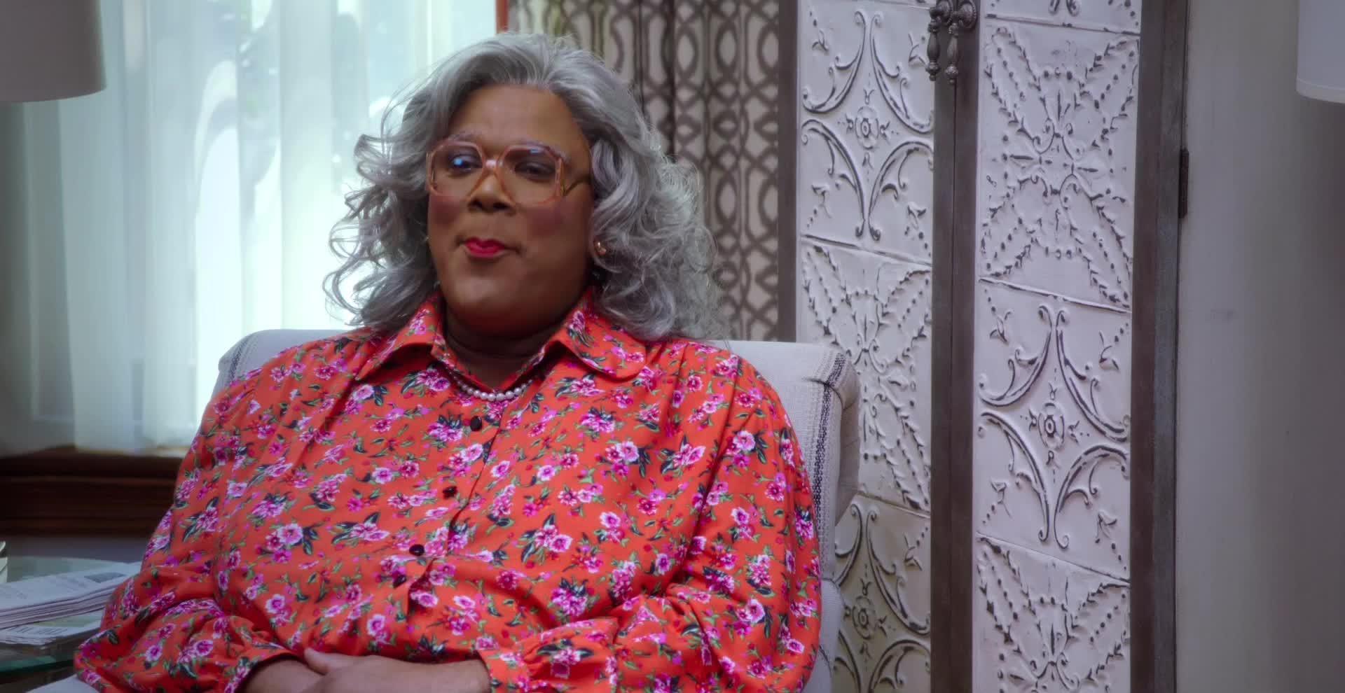 BOO 2!, Lionsgate, Madea, Tyler Perry, Tyler Perry's BOO 2! A Madea Halloween, boo 2!, lionsgate, madea, surprise, tyler perry, tyler perry's boo 2! a madea halloween, Surprise! GIFs