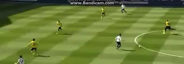 Tottenham vs Watford 1-0 Dele Alli Amazing Goal - 08/04/2017 Barclays Premier League