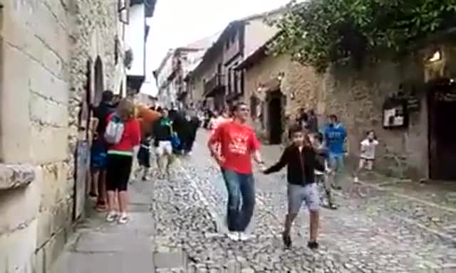 Watch Running of the Bulls GIF on Gfycat. Discover more related GIFs on Gfycat