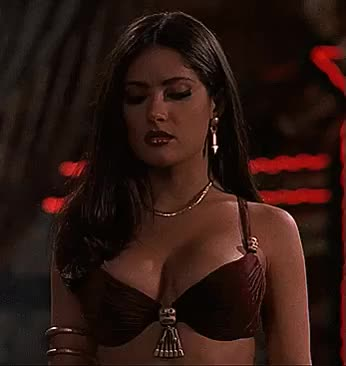 Watch and share From Dusk Till Dawn GIFs and Salma Hayek GIFs on Gfycat
