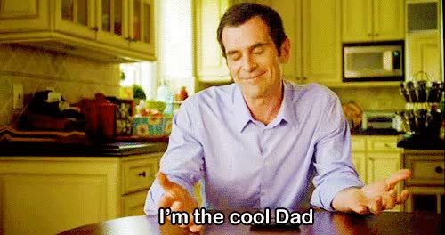 Watch this cool GIF by Reaction GIFs (@sypher0115) on Gfycat. Discover more Ty Burrell, awesome, cool, smooth GIFs on Gfycat