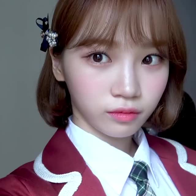 Watch and share Enozi Cam GIFs and Chaewon GIFs by steyr on Gfycat