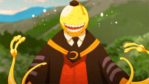 Watch and share Assassination Classroom GIFs on Gfycat