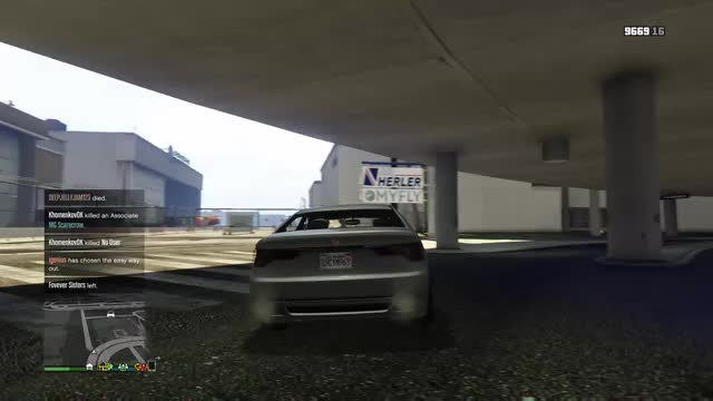 Watch and share Molly Plays GTA V GIFs by mythoughtsoutloud on Gfycat