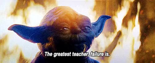 Watch and share The Last Jedi GIFs and Yoda GIFs by Matthew Orr on Gfycat