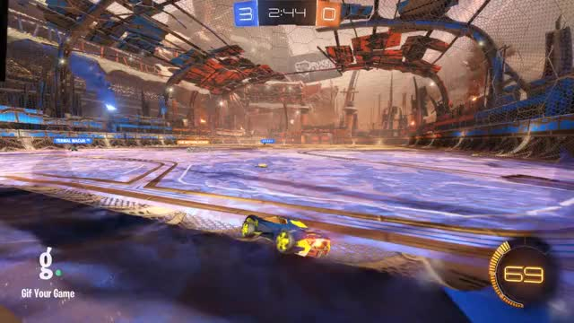 Watch Goal 4: Maxwell GIF by Gif Your Game (@gifyourgame) on Gfycat. Discover more Gif Your Game, GifYourGame, Maxwell, Rocket League, RocketLeague GIFs on Gfycat