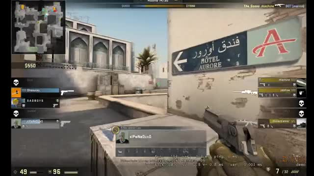 Watch 2018-05-11 23-54-23 GIF on Gfycat. Discover more CS, Clutch, Counterstrike, Flick, Global Offensive GIFs on Gfycat