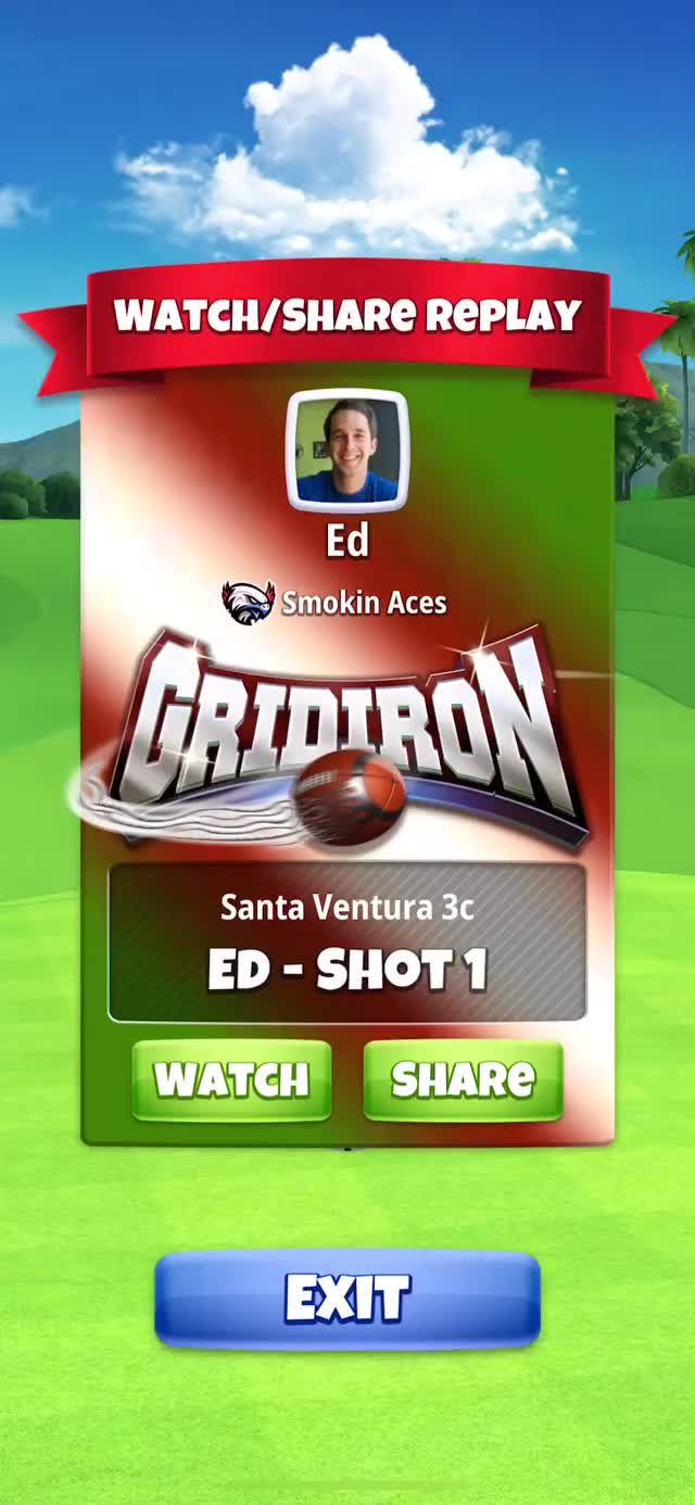 Watch and share Master Qual Hole 6 GIFs on Gfycat