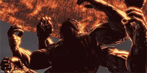 Watch and share Asuras Wrath GIFs on Gfycat