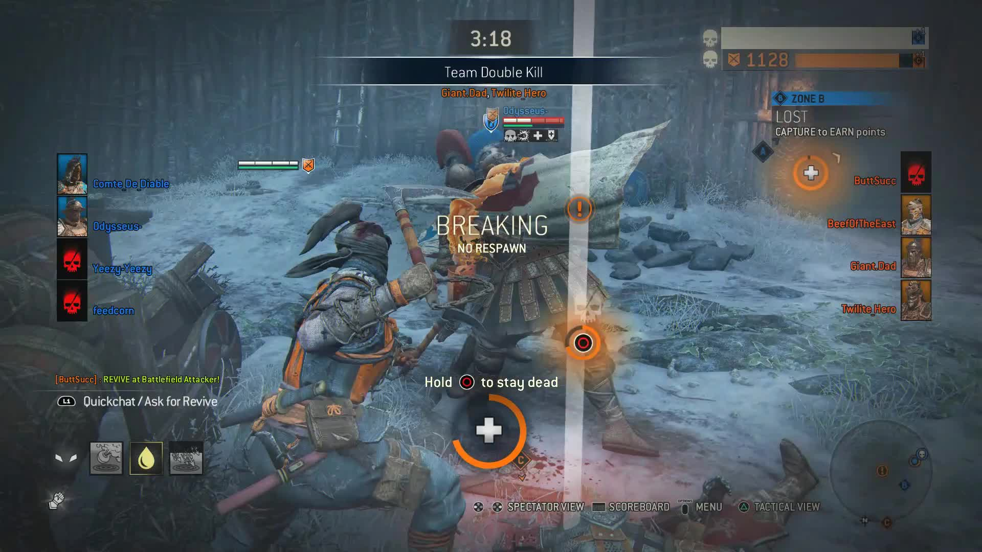 ForHonor - watch the arc (zoom) GIFs