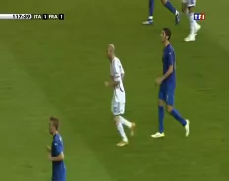 Watch and share Coup De Boule Zidane GIFs on Gfycat