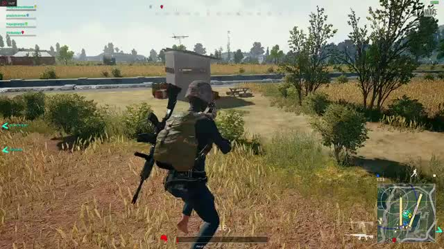 Watch and share Battlefield GIFs and Pubg GIFs by beeroclock on Gfycat