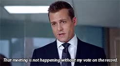 Watch and share Harvey Specter GIFs and Gabriel Macht GIFs on Gfycat