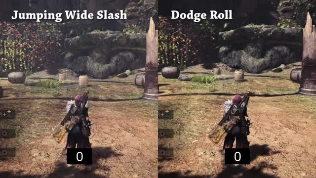 Watch and share Jws Roll Comparison GIFs by calvin_z on Gfycat
