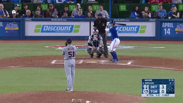 Watch and share Toronto Blue Jays GIFs and Detroit Tigers GIFs on Gfycat