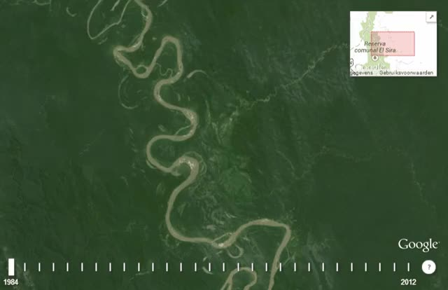 Watch and share The Changing Course Of A River GIFs on Gfycat
