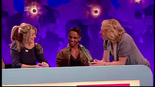 Holly Willoughby, TheHollyWilloughby, thehollywilloughby, Holly Willoughby taking off a Condom on Celebrity Juice GIFs