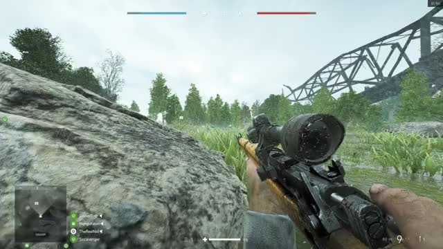 Watch Battlefield V - Lee Enfield DM GIF by @therealnid on Gfycat. Discover more related GIFs on Gfycat