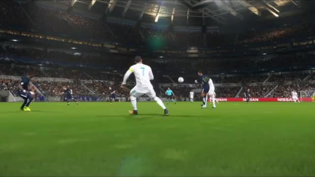 Watch and share Soccer GIFs and Pes18 GIFs on Gfycat