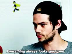 Watch and share Dylan O'brien GIFs and Kylebraxton GIFs on Gfycat