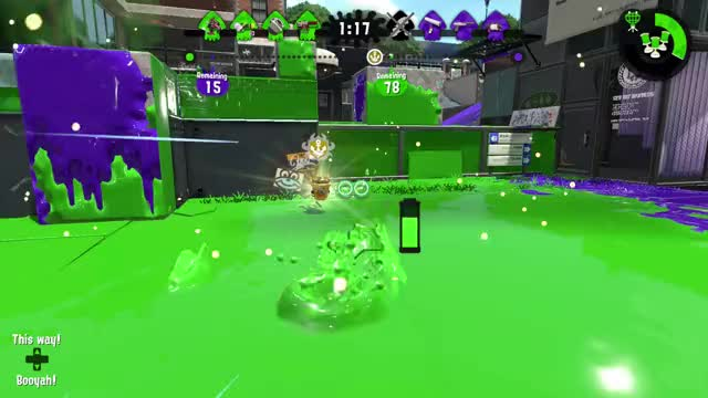 Watch and share Splatoon 2 GIFs and Go Offense GIFs by lhot10820 on Gfycat