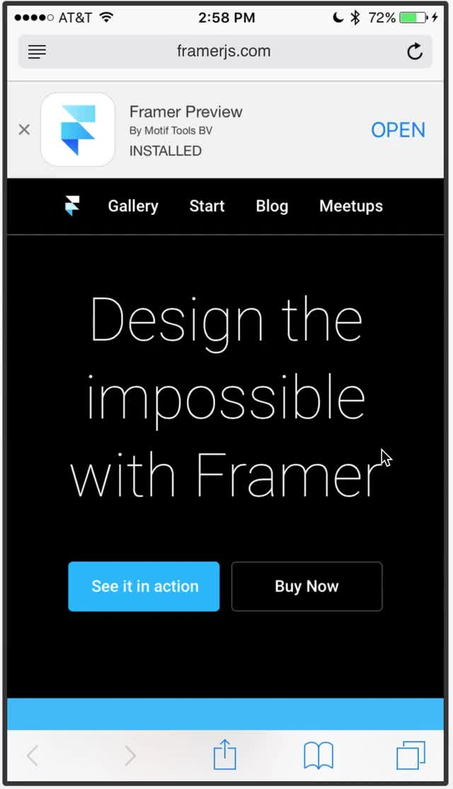 Watch and share Interaction Design GIFs and Framer GIFs by 72mena on Gfycat