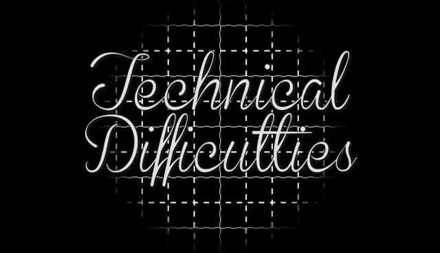 Watch and share Technical Difficulties GIFs on Gfycat