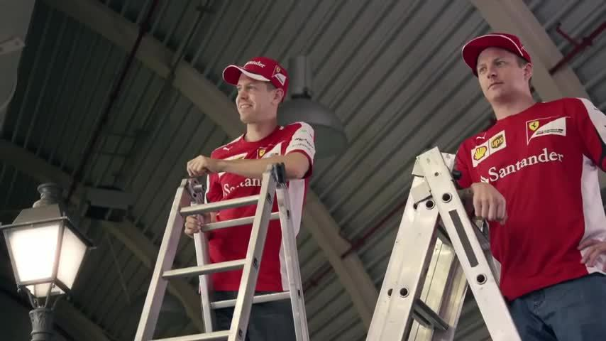 formula1, Esteban teaching the Ferrari boys some Mexican slang (reddit) GIFs