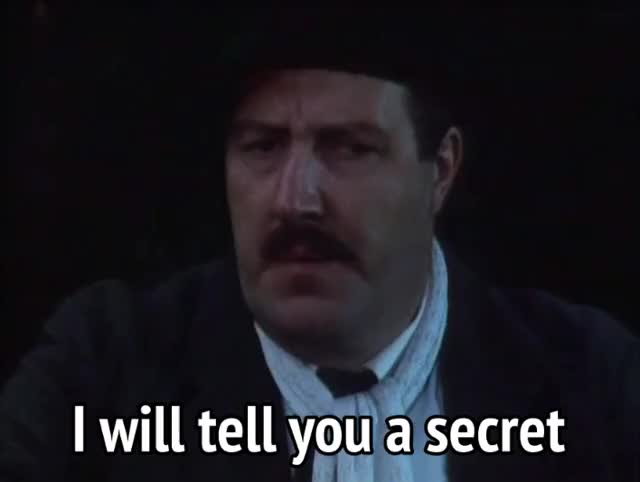 Watch and share Allo Allo - I Will Tell You A Secret GIFs by MikeyMo on Gfycat