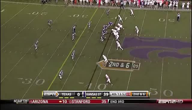 2010 K-State vs UT Football-2nd Half GIFs