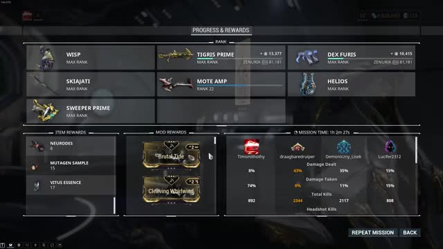 Watch and share Warframe 2020-04-22 02-18-43 GIFs by timsmithothy on Gfycat