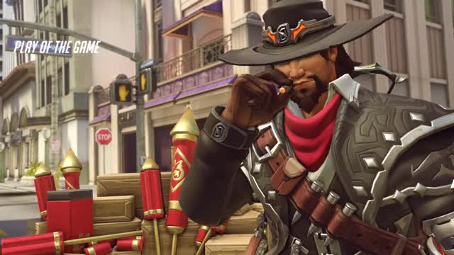 Watch potg assist GIF by @agreatmonk on Gfycat. Discover more mccree, overwatch, potg GIFs on Gfycat