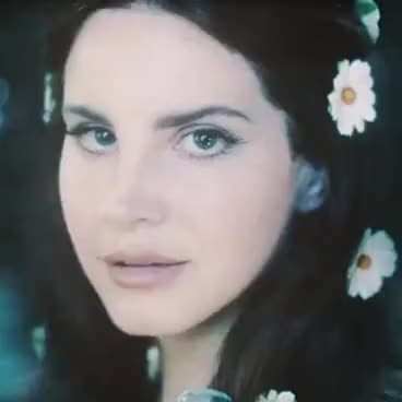 Watch and share Lana Del Rey - Love (wink) GIFs on Gfycat